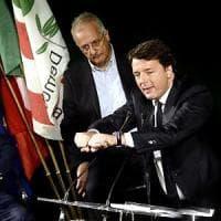 """Renzi: """"Servizio civile obbligatorio di almeno un mese per i giovani"""""""