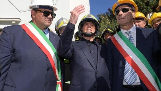 """Centrodestra, Berlusconi: """"Se non ho maggioranza mi ritiro, vuol dire che italiani non sanno giudicare"""""""