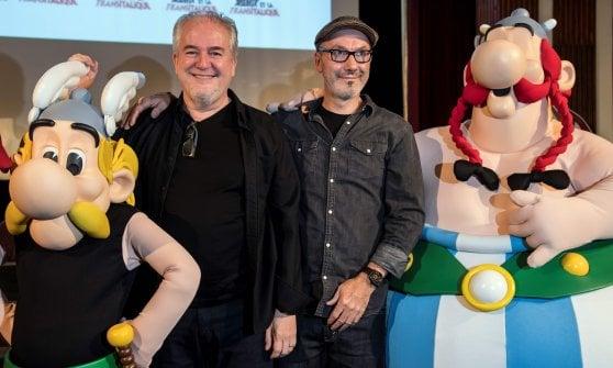 Asterix, venduta all'asta copertina per 1,4 milioni di euro