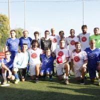Special Olympics, Malagò e Lotti in campo con i disabili. Papa Francesco: