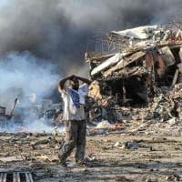 Somalia, strage a Mogadiscio: autobomba esplode vicino all'Hotel Safari