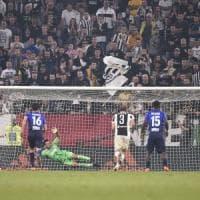 Juventus-Lazio 1-2: Immobile e Strakosha violano lo