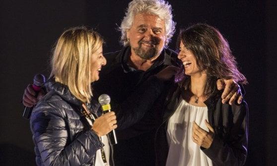 Roberta Lombardi è la candidata del M5S alla presidenza della Regione Lazio