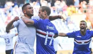 Sampdoria-Atalanta 3-1: Cristante illude, poi Giampaolo cambia e la ribalta
