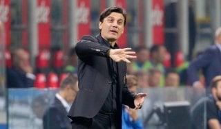 """Milan, Montella: """"Amareggiato, ma giocando così non perderemo più"""""""
