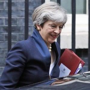Brexit, May e Juncker d'accordo: serve un'accelerazione