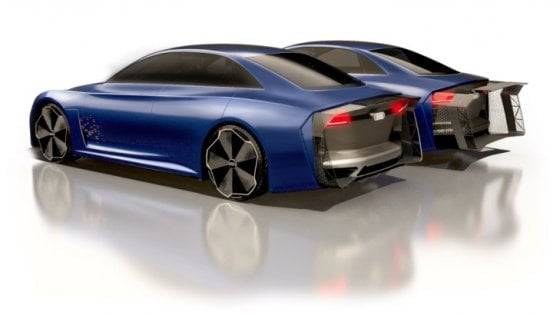Dieci Candeline Per Transportation Automobile Design Repubblicait