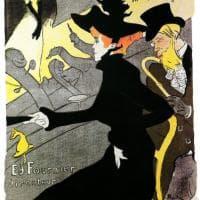 """""""Il modo fuggevole"""" di Toulouse-Lautrec, le opere"""