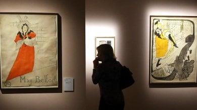 "Bellezza, arte e mondo ""segreto"" Mlano rievoca Toulouse-Lautrec"