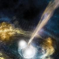 C'è una miniera d'oro nello spazio. Le onde gravitazionali ci hanno guidato