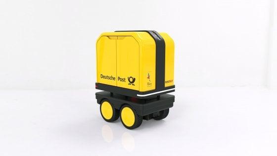 PostBot, il postino in Germania è già un robot