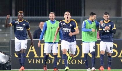 Verona-Benevento 1-0: Romulo regala la prima gioia all'Hellas