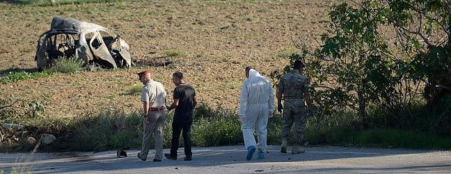 Daphne Galizia, blogger dei MaltaFiles,uccisa nell'esplosione della sua auto video
