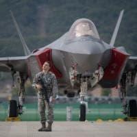 Il jet F35 di nuovo nella tempesta: hacker rubano dati sensibili