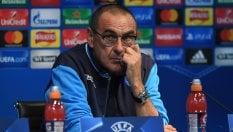"""Stasera City-NapoliSarri: """"Vorrei 11 facce di c... piene di sana follia"""""""
