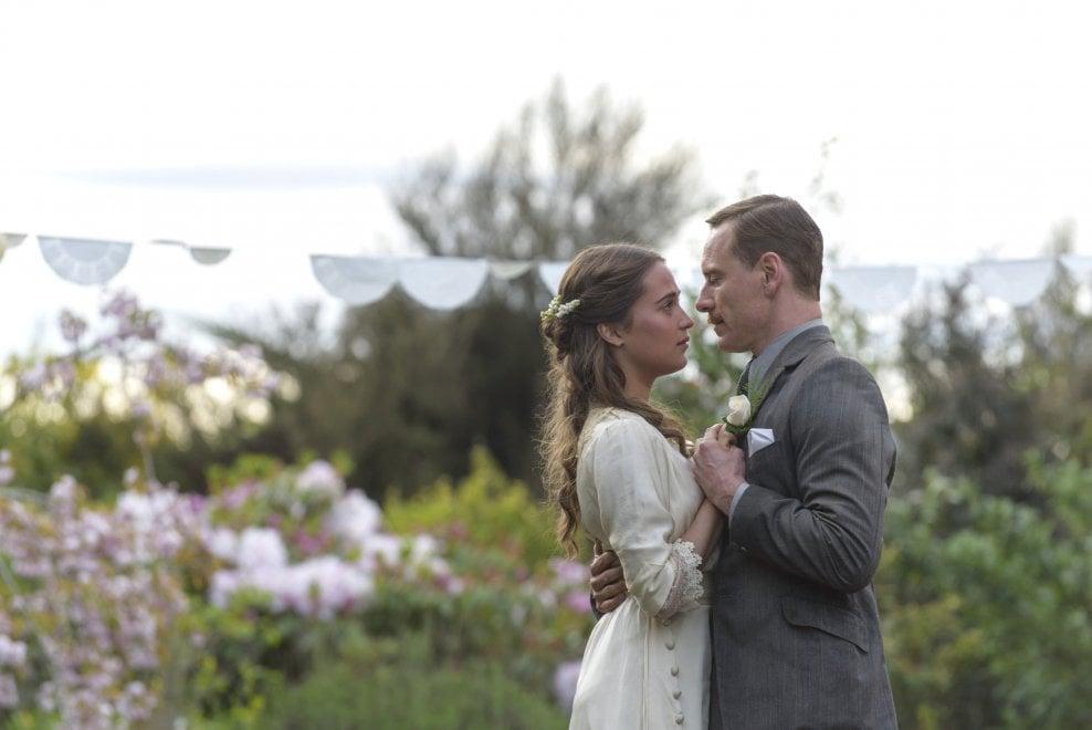 Alicia Vikander e Michael Fassbender, sposi segreti a Ibiza