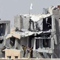 Siria, espugnata Raqqa: cade la capitale dello Stato Islamico