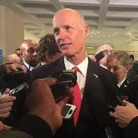 C'è il discorso del suprematista bianco: e la Florida proclama stato d'emergenza