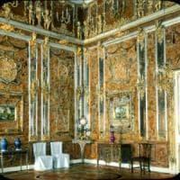 """""""La Camera d'Ambra rubata dai nazisti è nascosta in Germania"""": l'annuncio di tre..."""