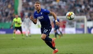 """Lazio, Immobile sicuro: """"Possiamo andare avanti in Europa"""""""