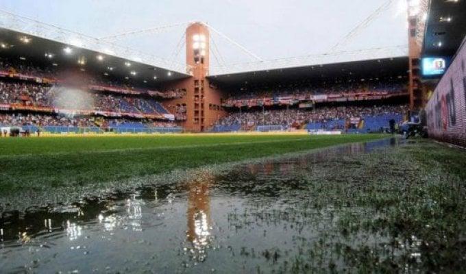 Sampdoria-Roma si recupera il 13 dicembre o il 24 gennaio