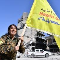 """Siria, espugnata Raqqa: cade la """"capitale"""" dell'Isis"""