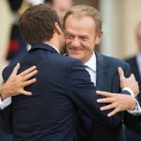 """Ue, Tusk isola il fronte euroscettico: """"Avanti con Europa a più velocità per evitare..."""