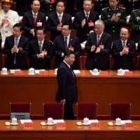 Cina, Xi inaugura il Congresso del partito: