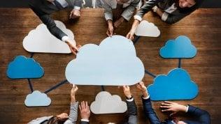 Cloud, mercato italiano vicino ai 2 miliardi: volano le Pmi