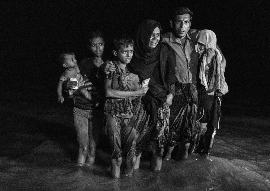 Fame e malattie, il sogno spezzato dei rohingya in fuga dall'orrore