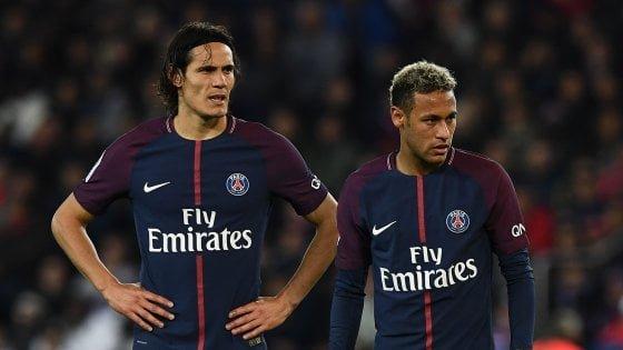 """Psg, Cavani: """"Neymar? Non dobbiamo essere per forza tutti amici..."""""""