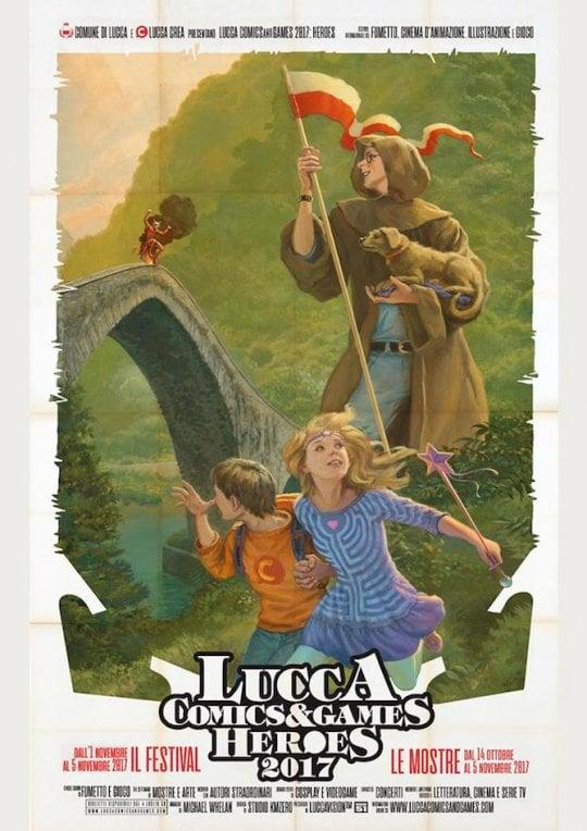Lucca Comics, tutti gli 'Heroes' della fiera dell'intrattenimento più grande d'Europa