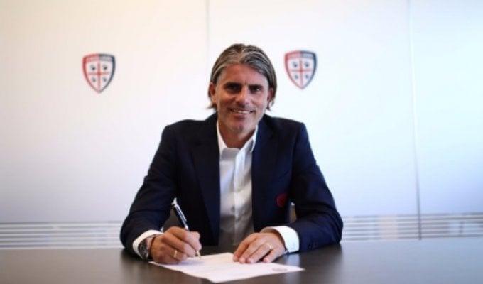 Cagliari, panchina a Diego Lopez: ha firmato fino al 2019