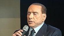 """Berlusconi: """"Non so ancora se potrò votare. Spero di sì"""""""