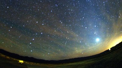 Lo spettacolo delle stelle cadenti d'autunno