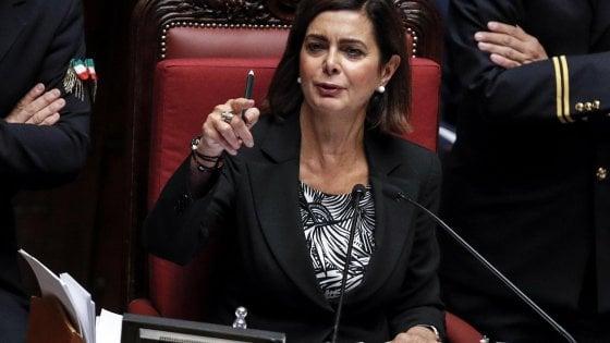 """Fake news, Boldrini lancia progetto per le scuole: """"Studenti diventeranno cacciatori di bufale"""""""