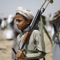 Yemen, un'intera generazione si sta spegnendo: 450mila bambini malnutriti