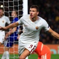 Le pagelle di Chelsea-Roma: spettacolo Hazard, Nainggolan onora la fascia