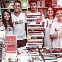 #ioleggoperché: lo sport e lo spettacolo in campo per 'regalare' libri alle scuole