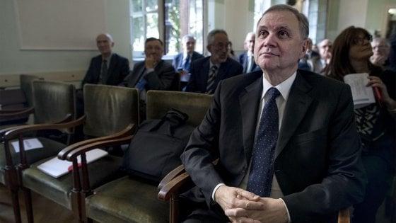 Il governatore di Bankitalia, Ignazio Visco