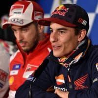 MotoGp, Australia; Dovizioso all'attacco di Marquez: ''Sono tranquillo e veloce''