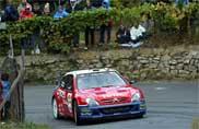 Rallylegend, c'è anche la Citroën Xsara Wrc di Colin McRae