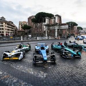 Formula E, lo sbarco a Roma