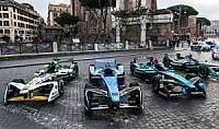 Formula E sbarca a Roma 14 aprile per le vie dell'Eur