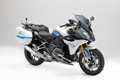 R 1200 RS ConnectedRide, Bmw presenta la moto del futuro