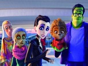 Aspettando Halloween, al cinema e in tv arrivano i vampiri cartoon