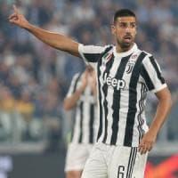 Juventus, nervosismo Khedira e rebus difesa: Allegri pensa a Cuadrado terzino