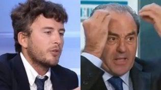 """Di Pietro furioso: """"Mani pulite un colpo di Stato? Ma che c... dici"""""""