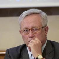 """Tremonti: """"La propaganda dem è suicida, bene il Colle"""""""