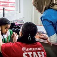 Emergency, il tesseramento dei volontari: